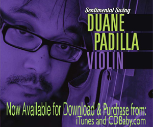 Sentimental Swing - Duane Padilla